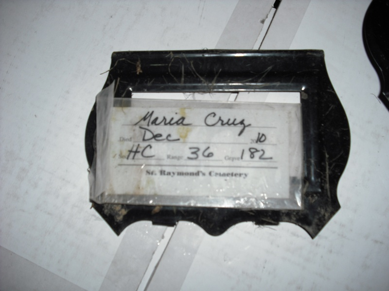 Manufactured marker 2